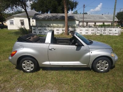 2005 Chrysler PT Cruiser  Runs and drives excellent manual transmission 2500 plus tag tax titles