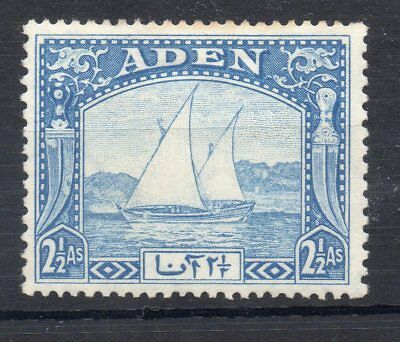 Aden Stamp 1937 2A  Mounted Mint
