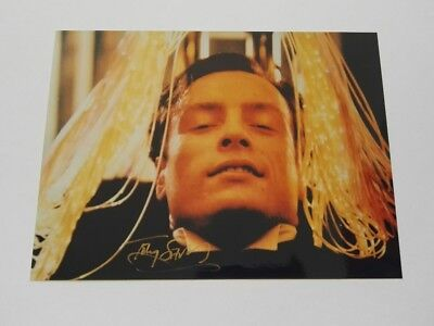 Toby Stephens signed Autogramm in Person 20x25cm COA James Bond 007