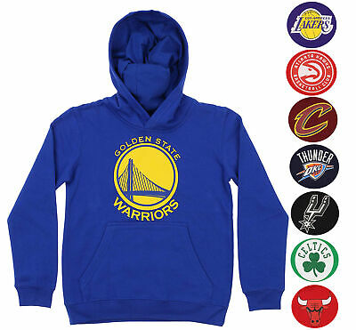 Outerstuff NBA Youth Primary Logo Team Color Fleece Hoodie, Team Variation