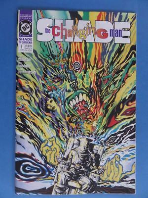 Shade The Changing Man 1 1990 Classic Milligan Bachalo Mccarthy! Dbl Sized!