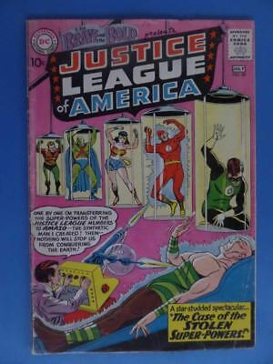 Brave And The Bold 30 1960 3Rd Justice League America! Classic!!