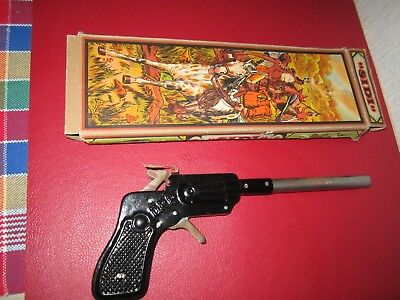 Sehr alter Kinder-Revolver -SIDI- Made in Germany D.R.P