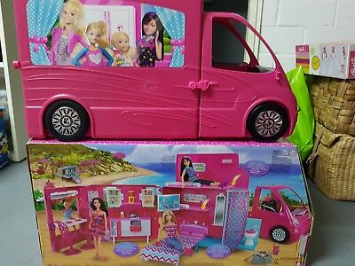 Barbie Clam Camper