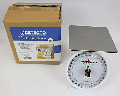 Detecto PT-500RK Portions Scale - TESTED & WORKING