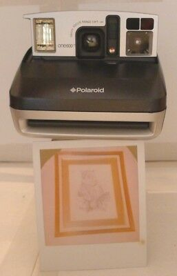 Polaroid One600 Pro Instant Film Camera - TESTED D