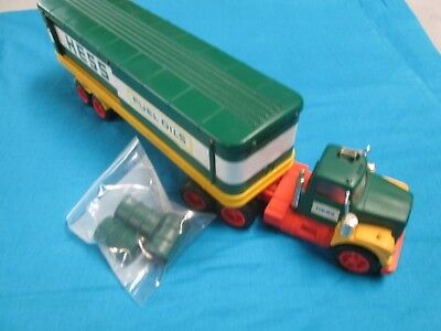 1975 Hess Truck with Barrels