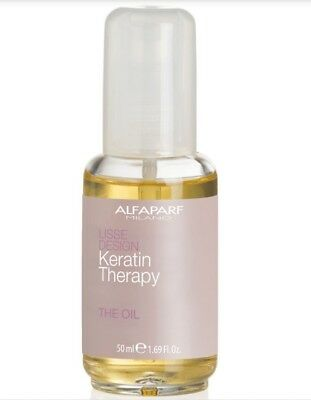 Alfaparf Milano Keratin Therapy Lisse Design The Oil 50ml