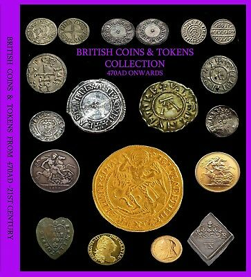Metal Detecting, Saxon, Viking, Medieval Coins & Traders Tokens (2DVDs) PDFs
