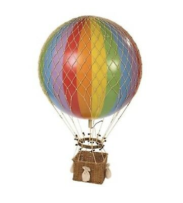 Royal Aero Rainbow Large Hot Air Balloon Authentic Models AP163E