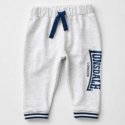 NEW Lonsdale London Baby Trackpants