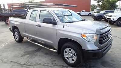 2014 Toyota Tundra Salvage Damaged Repairable 2014 Toyota Tundra Damaged Salvage Repairable! Work Racks! Wont Last! Must See!!