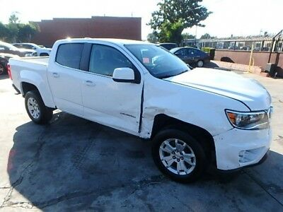 2016 Chevrolet Colorado LT 2016 Chevrolet Colorado LT Damaged Repairable Salvage Project Truck! Wont Last!!
