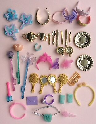 Princess/fairy Tale  Items To Fit Sindy Barbie Disney & Other Fashion Dolls.