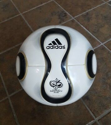 Original Adidas Teamgeist Spielball Matchball OMB WM 2006 World Cup Deutschland