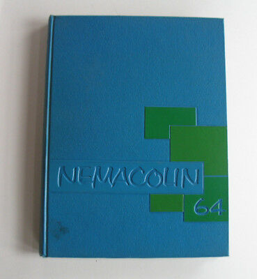 1964 Frostburg State College Yearbook Nemacolin MD University