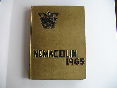 1965 Frostburg State College Yearbook Nemacolin MD University