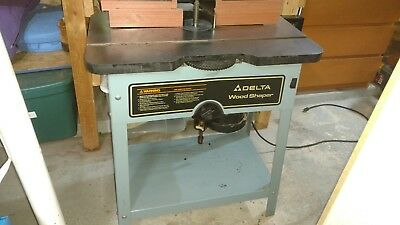 Delta Wood Shaper 43-355 little used