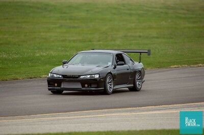1997 Nissan 240SX  rb26 240sx track car