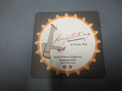 1 only NANO Micro Brewery,Pambula,New South .Wales. coaster collectable