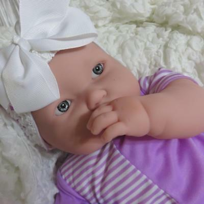 """NEW Adorable 20"""" Soft Cuddly Sweet Face Chubby Berenguer Baby Doll -Reborn/Play"""