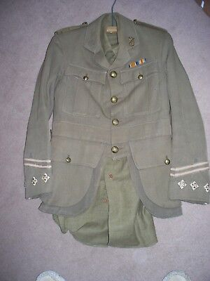 Canadian Officers Military Tunic WW1
