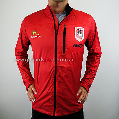 St George Illawarra Dragons 2017 Running Jacket (Sizes S - L) *ON SALE NOW*