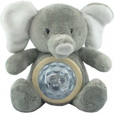 Cute Starlight Pets Kids Comfort Plush Toy with night light and music! Elephant