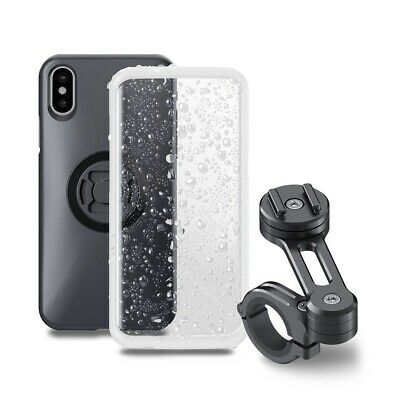 SP Connect Moto Bundle for iPhone X - Holding Protective Case Cover Motorcycle M