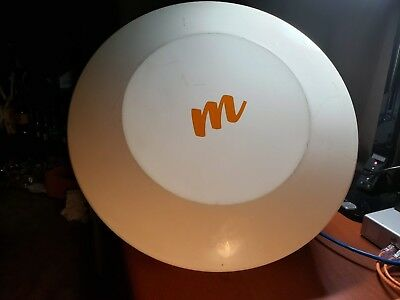 Mimosa Networks B5 Outdoor Gigabit Backhaul wireless 802.11ac 4x4:4 MIMO 1.7Gbps