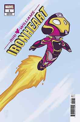 Ironheart 1 Skottie Young Baby Variant Nm Pre-Sale 11/28