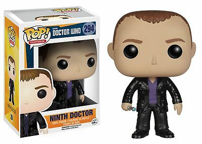 FUNKO POP #294 BBC Doctor Who - Ninth Doctor Vinyl Action Figure Collectible Toy