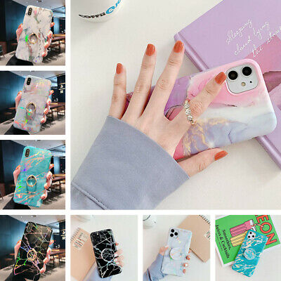 For iPhone XS Max XR X 8 7 6 Cartoon Case 3D Cute Character Soft Silicone Cover