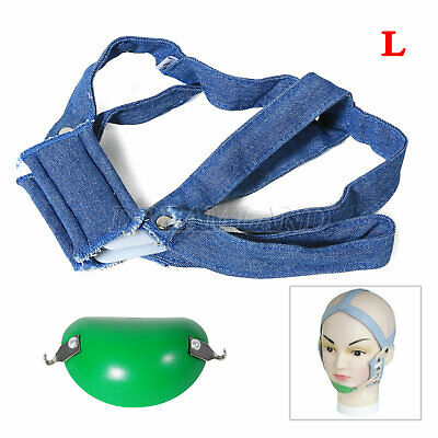 NEW Dental High Pull Strap Headgear Facemask Combination Head CapsLarge Size UK