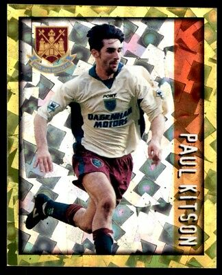 MERLIN-2001-F.A.PREMIER LEAGUE #V-WEST HAM V MAN UTD-PAOLO DI CANIO IN ACTION
