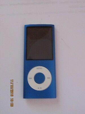 Lecteur Multimédia Apple iPod nano bleu 8GB