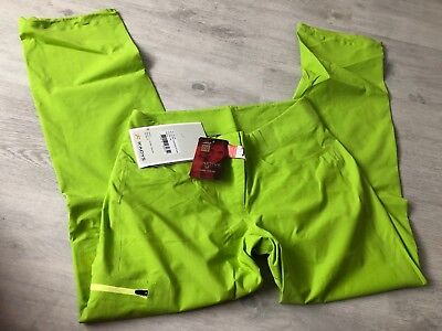Rady's R4W Light Softshell Pant Farbe. Lime  Gr.S 36-38 Dynamic Cooling