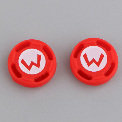 Silicone Analog Thumb Stick Grips Cap Cover For Nintendo Switch Pro Xbox PS4