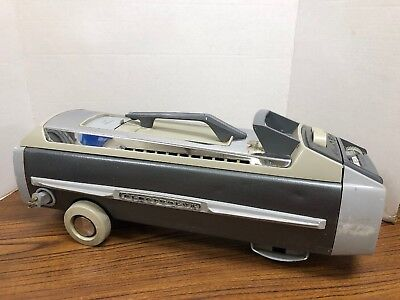 Electrolux Silverado Canister  Model 1505 - Canister Only - Working & Cleaned