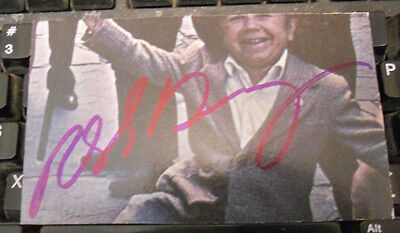 Robby Krieger-The Doors-- -Autographed Signed Cut