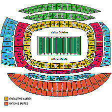 2 Tickets Chicago Bears vs New England Patriots 10-21-18, 12 noon Soldier Field