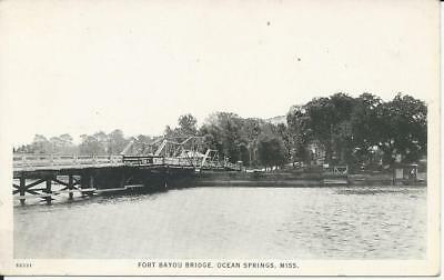 Fort Bayou Bridge Bridge, Ocean Springs, Miss.