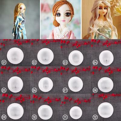 3D Silicone DIY Cake Mold Gel Human Dolls Cute Head Face Modern SC