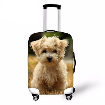 Dog Elastic Suitcase Covers