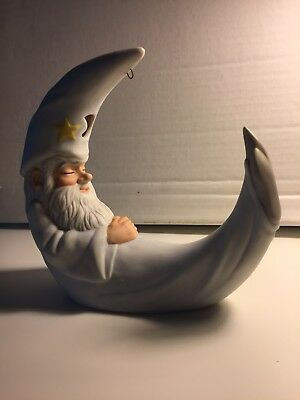 Merlin In The Moon 1982 Figurine