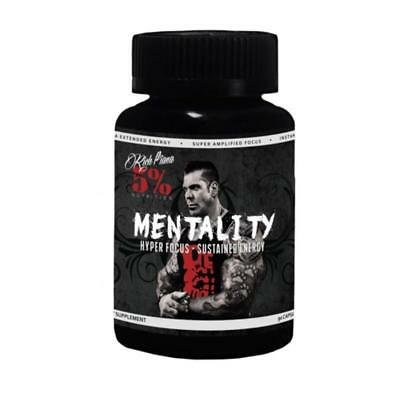 5% Nutrition Mentality 90 capsules for focus and sustained energy levels