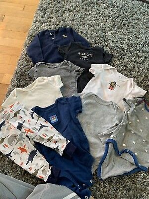 6-9 month baby boy clothes 9 Piece lot