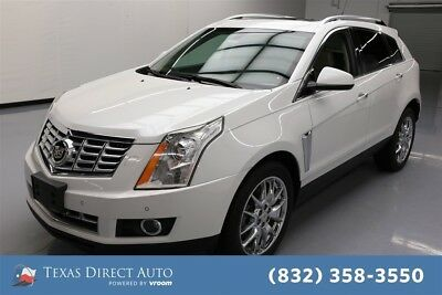2013 Cadillac SRX Performance Collection Texas Direct Auto 2013 Performance Collection Used 3.6L V6 24V Automatic FWD SUV