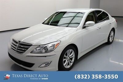 2013 Hyundai Genesis 3.8L Texas Direct Auto 2013 3.8L Used 3.8L V6 24V Automatic RWD Sedan