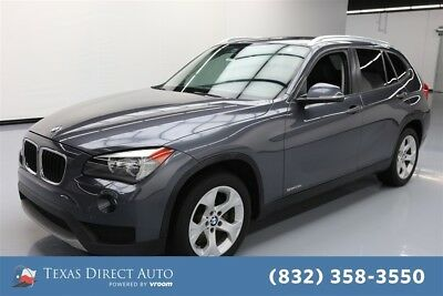 2013 BMW X1 28i Texas Direct Auto 2013 28i Used Turbo 2L I4 16V Automatic RWD SUV Moonroof